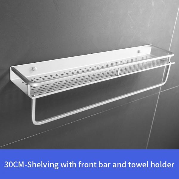 Bathroom wall mounted Shelving