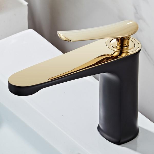 Pure Black Light luxury style tap